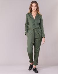 Oblačila Ženske Kombinezoni G-Star Raw DELINE JUMPSUIT WMN L/S Kaki