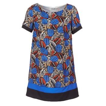 Oblačila Ženske Kratke obleke Molly Bracken JUNCE Modra