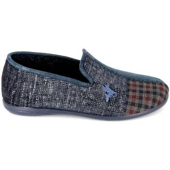 Čevlji  Moški Nogavice Boissy Pantoufle JH56257 Marine Modra