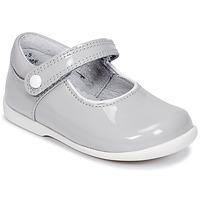 Čevlji  Deklice Balerinke Start Rite NANCY Siva