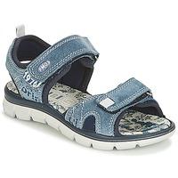 Čevlji  Dečki Sandali & Odprti čevlji Primigi RAPASTIC Modra