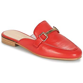 Čevlji  Ženske Natikači Jonak SIMONE Rdeča