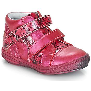 Čevlji  Deklice Polškornji GBB ROXANE Rožnata