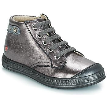 Čevlji  Deklice Visoke superge GBB REGINE Vijolična