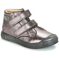 Čevlji  Deklice Visoke superge GBB RACHEL Vijolična