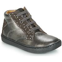 Čevlji  Deklice Polškornji GBB RAYA Siva