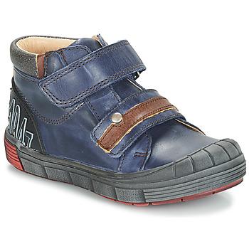 Čevlji  Dečki Polškornji GBB REMI Modra