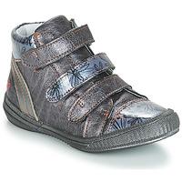 Čevlji  Deklice Polškornji GBB RAFAELE Modra / Siva