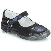 Čevlji  Deklice Balerinke GBB RIKA Modra