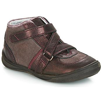 Čevlji  Deklice Polškornji GBB RIQUETTE Kostanjeva / Bronze