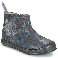Čevlji  Deklice Polškornji GBB ROMANE Siva