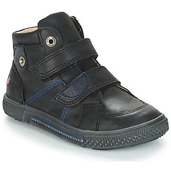 Čevlji  Dečki Polškornji GBB RANDALL Črna