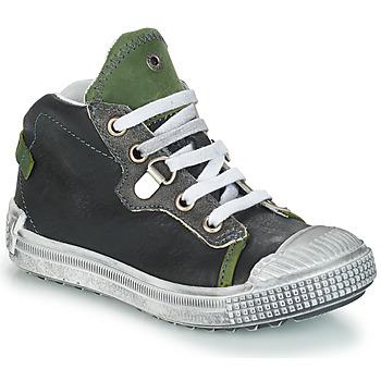 Čevlji  Dečki Polškornji GBB RONALD Vte / črno-zelena / Dpf / Terror