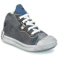 Čevlji  Dečki Visoke superge GBB RONALD Siva