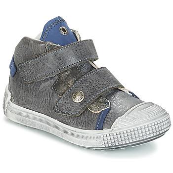 Čevlji  Dečki Visoke superge GBB ROMULUS Siva