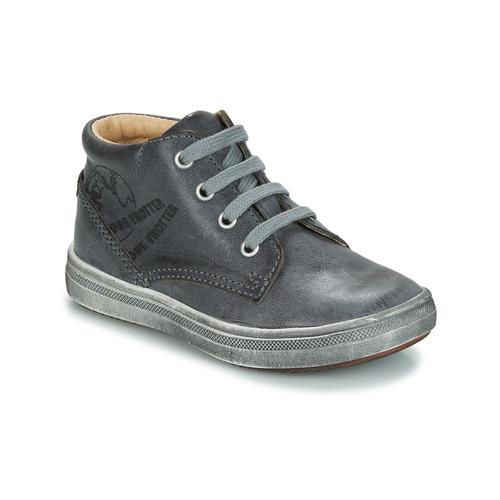 Čevlji  Dečki Polškornji GBB NINO Siva