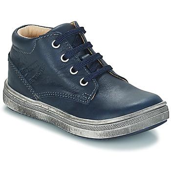 Čevlji  Dečki Polškornji GBB NINO Modra