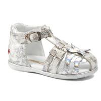 Čevlji  Deklice Sandali & Odprti čevlji GBB SHANICE Vtv / Nacre-print / Dpf / Rensa