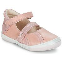 Čevlji  Deklice Sandali & Odprti čevlji GBB SYBILLE Rožnata