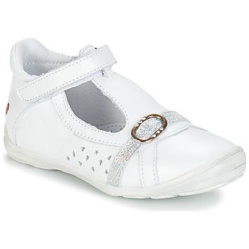 Čevlji  Deklice Sandali & Odprti čevlji GBB SALOME Bela