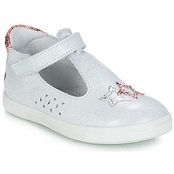 Čevlji  Deklice Sandali & Odprti čevlji GBB SABRINA Bela