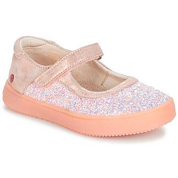 Čevlji  Deklice Balerinke GBB SAKURA Rožnata