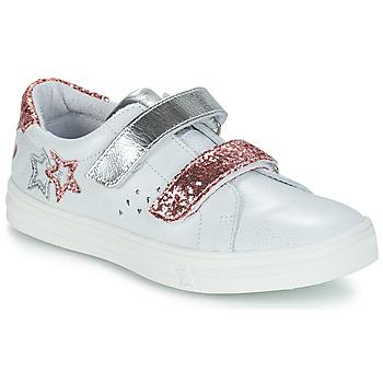 Čevlji  Deklice Mestni škornji    GBB SANDRA Vte / Nacre-rožnata / Dpf / Dolby