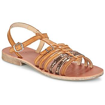 Čevlji  Deklice Sandali & Odprti čevlji GBB BANGKOK Kostanjeva