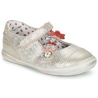 Čevlji  Deklice Balerinke Catimini STROPHAIRE Rožnata