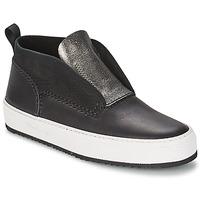 Čevlji  Ženske Visoke superge Barleycorn CLASSIC Črna