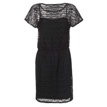 Oblačila Ženske Kratke obleke Esprit AXERTA Črna