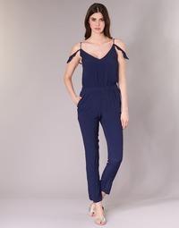 Oblačila Ženske Kombinezoni Kaporal MARCO Modra