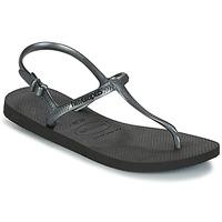 Čevlji  Ženske Sandali & Odprti čevlji Havaianas FREEDOM SL Črna