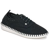 Čevlji  Ženske Čevlji Derby LPB Shoes DIVA Črna