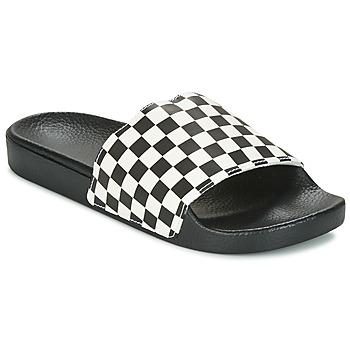 Čevlji  Moški Natikači Vans MN SLIDE-ON Črna