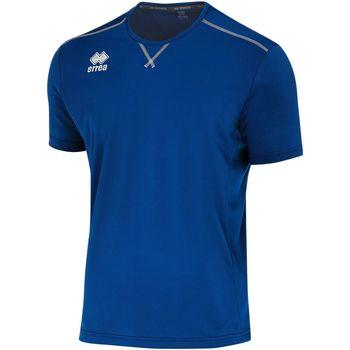 Oblačila Moški Majice s kratkimi rokavi Errea Maillot  Everton bleu