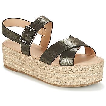 Čevlji  Ženske Sandali & Odprti čevlji MTNG VATIXIO Črna