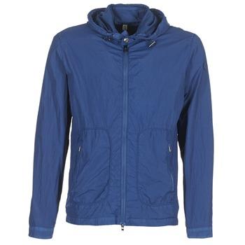 Oblačila Moški Vetrovke Serge Blanco MONTREAL Modra