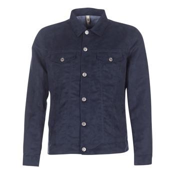Oblačila Moški Jakne & Blazerji Serge Blanco VARGAS Modra