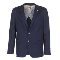 Oblačila Moški Jakne & Blazerji Serge Blanco SUTTON Modra