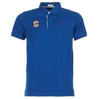 Oblačila Moški Polo majice kratki rokavi Serge Blanco DOSSART 15 Modra