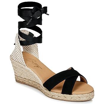 Čevlji  Ženske Sandali & Odprti čevlji Betty London IDILE Črna