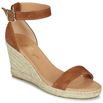 Čevlji  Ženske Sandali & Odprti čevlji Betty London INDALI Kostanjeva