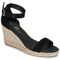 Čevlji  Ženske Sandali & Odprti čevlji Betty London INDALI Črna