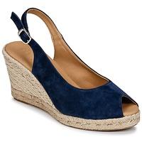 Čevlji  Ženske Sandali & Odprti čevlji Betty London INANI Modra