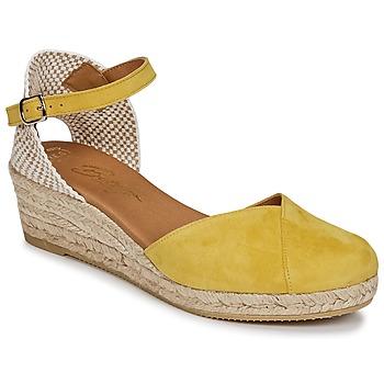 Čevlji  Ženske Sandali & Odprti čevlji Betty London INONO Rumena