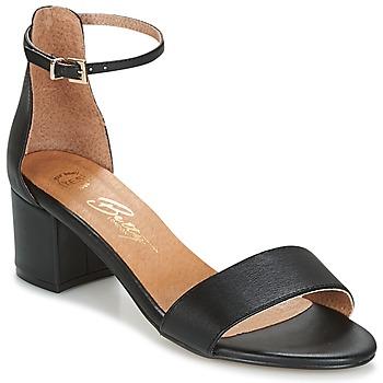 Čevlji  Ženske Sandali & Odprti čevlji Betty London INNAMATA Črna