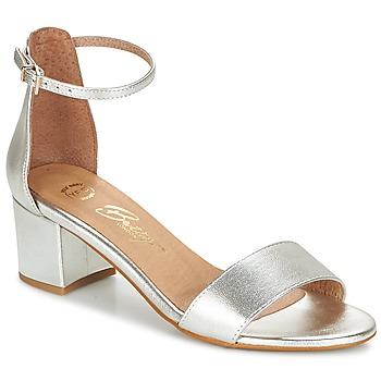 Čevlji  Ženske Sandali & Odprti čevlji Betty London INNAMATA Srebrna
