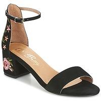 Čevlji  Ženske Sandali & Odprti čevlji Betty London INNUMUTU Črna