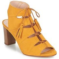 Čevlji  Ženske Sandali & Odprti čevlji Betty London EVENE Rumena